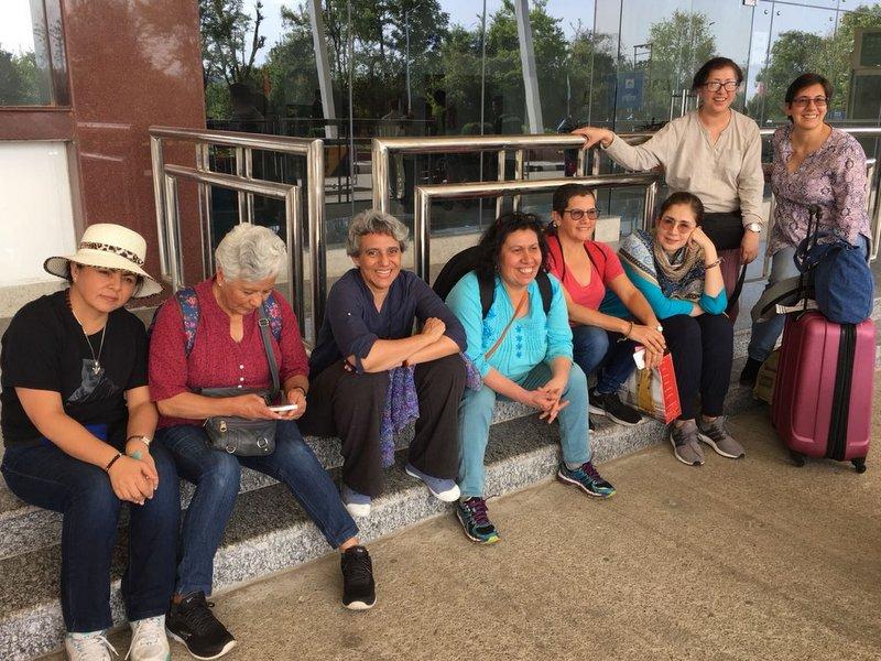 """Mujeres que viajan """"solas"""""""