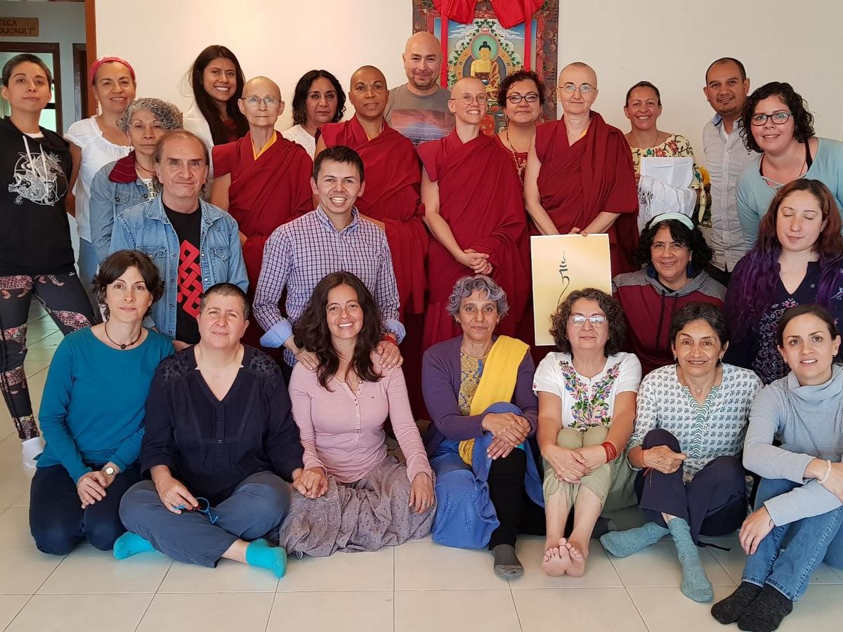 Retiro Instituto Budadharma 2019: Medios hábiles para el servicio en el Dharma